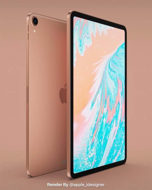 iPad Air 4今日即将发布,Pro级外观双扬声器加量不加价