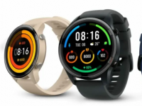 小米推出具有117种运动模式的MI WATCH REVOLVE ACTIVE智能手表