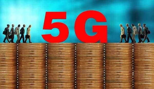 5G用户年内或可突破1亿,万物即可5G