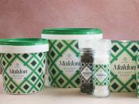 Maldon Salt焕然一新并推出新的营销活动