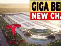 特斯拉透露Giga Berlin的新大变化