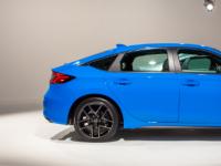 制造的2022款本田思域掀背车兼具运动性和实用性