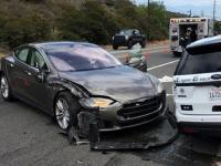 NHTSA下令对配备自动或驾驶员辅助系统的汽车进行碰撞报告