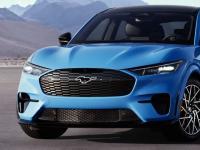 汽车资讯:EPA评级的野马MachE GT 系列甚至超过了福特的估计