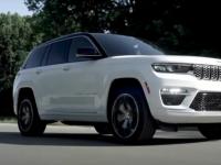 插电式混合动力SUV明年将在澳大利亚取代柴油大切诺基