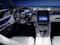梅赛德斯-AMG公布了全新SL的内饰