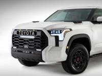 丰田继续激发人们对新Tundra皮卡的兴趣