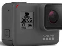 我们会看到一个非常酷的POV由于整洁的GoPro设置