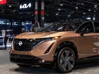 2023年日产 Ariya全电动SUV进入了越来越多的主流领域