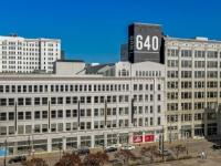 八十一集团在HUB640租赁7,500平方英尺的办公空间