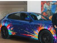 当厨师负责给汽车喷漆时会发生什么