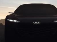 奥迪Grandsphere的自动驾驶电动概念车被泄露
