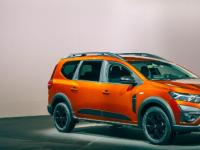 新2022 Dacia Jogger在慕尼黑首次公开展示