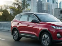 奇瑞在俄罗斯市场上的SUV价格上涨