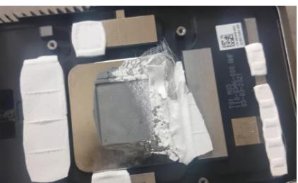 如何检查GPU的散热垫是否安装不正确