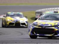 丰田总裁将参加氢卡罗拉比赛