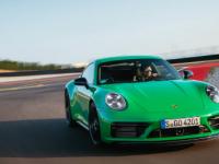 保时捷 911 GTS 2021的驾驶测评