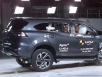 2022 五十铃 MU-X 获得五星级安全评级