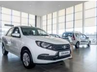 俄罗斯经销商以两倍于出厂价的价格出售新款拉达汽车