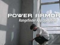 ULEFONE POWER ARMOR 13上的测距仪应用程序正在运行