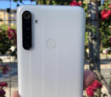 Realme 6i手机设计如何