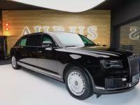 保养一辆Aurus豪车需要多少钱