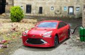丰田推出世界上最小的氢动力汽车
