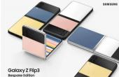 三星 GALAXY Z FLIP 3 5G定制版让用户前所未有地自定义他们的设备